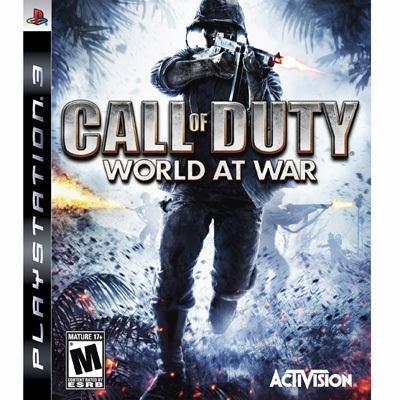 Call of Duty: World at War (PS3 輸入版 北米)の詳細を見る