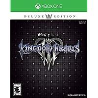 Kingdom Hearts III: Deluxe Edition (輸入版:北米) - XboxOne