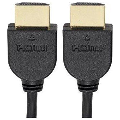 オーム電機 HDMIケーブル VIS-C15SL-K [1.5m]