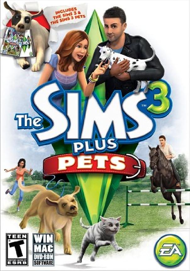 ガイドラインどれでも引き渡すThe Sims 3 Plus Pets (輸入版)