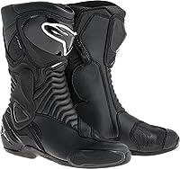 Alpinestars smx-6防水メンズオートバイストリートブーツ EU Size 44 ブラック 3402-0432