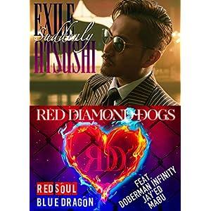 Suddenly / RED SOUL BLUE DRAGON(CD+DVD3枚組)