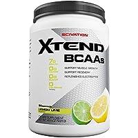 Scivation XTEND 健身补充剂 支链氨基酸 青柠口味 1 千克