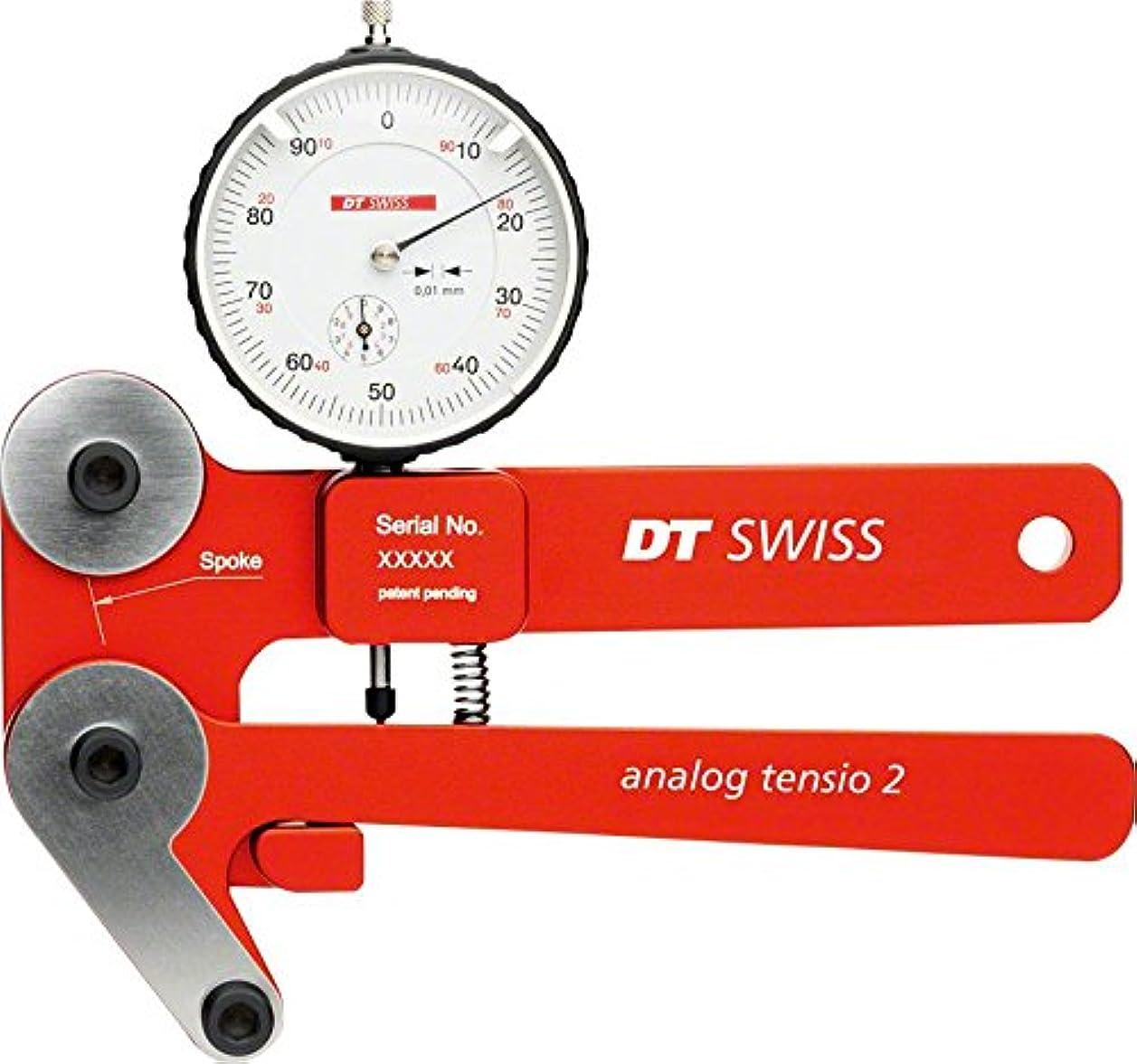 鮮やかな強化する反響するDT Swiss Analog Spoke Tensiometer by DT Swiss