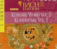 Bach;Keyboard Works Vol.1