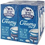 Devondale Milk Long-Life Full Cream 200ml