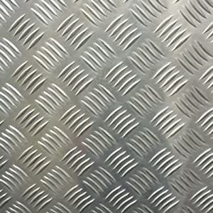 アルミ縞板 2.5x1250x500