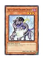 遊戯王 英語版 STBL-EN094 Ally of Justice Unknown Crusher A・O・J アンノウン・クラッシャー (ノーマル) 1st Edition