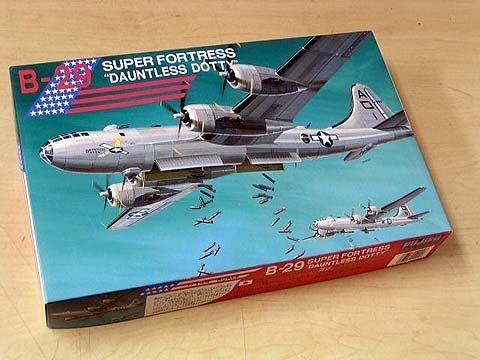 フジミ模型 1/144 B29スーパーフォートレス