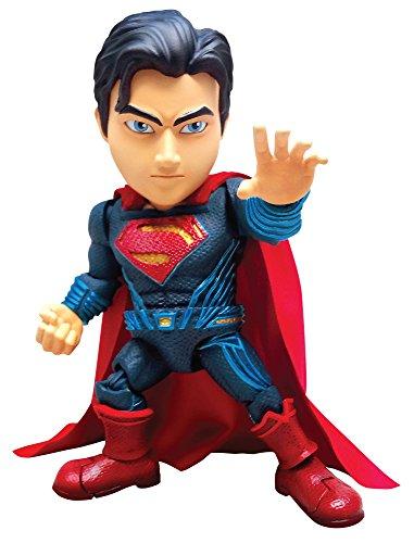 ハイブリッド・メタル・フィギュレーション バットマンvsスーパーマン ジャスティスの誕生 #034スーパーマン 高さ約14センチ 合金製 塗装済み可動フィギュア