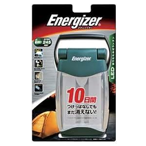 エナジャイザー LED ランタン 折りたたみ式 (明るさ最大118ルーメン) FL452GJ