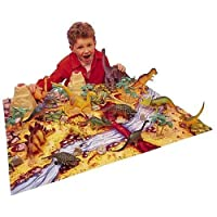 Animal Planet's Big Tub of Dinosaurs Children Kids Game [Floral] [並行輸入品]