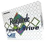 BRIDGESTONE(ブリヂストン) レイグランデ パワードライブ Reygrande Power Drive ホワイト 1ダース(12球入り) ゴルフボール