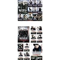 IRIS アイリス ノーカット完全版 + 2 ラスト・ジェネレーション + 映画版 IRIS 1 THE LAST、2 LAST GENERATION [レンタル落ち] 全22巻セット