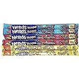 Wonka Rainbow Nerds Rope レインボーナーズロープキャンディ 26gx2袋 ベリーベリーロープキャンディ 26gx2袋 トロピカルロープキャンディ 26gx2袋