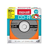 Maxell 648451 700mb 48x Colored Discs W/ Sleeves 3 [オンデマンド(CD-R)]