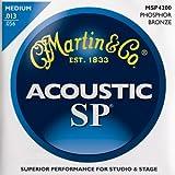 Martin アコースティックギター弦 SP ACOUSTIC(92/8 Phospher Bronze) MSP-4200 Medium .013-.056