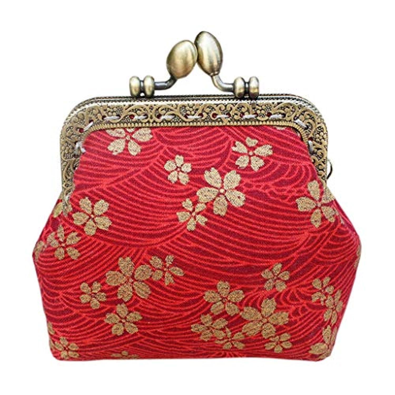 [テンカ] がま口財布 財布 レディース メンズ ミニ財布 がま口 小銭入れ コインケース ウォレット ギフト オシャレ 内祝い ノベルティー プレゼント 還暦祝い 母の日 和風