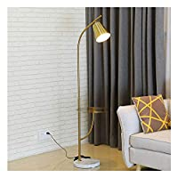 THOR-YAN フロアランプポストモダンなフロアランプリビングルームのソファベッドルームベッドサイドランプモダンなフロアランプ -8756フロアスタンド・ランプ