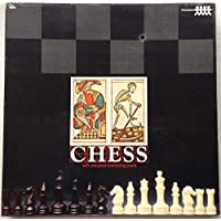 Pressman Chess-one piece everlasting board