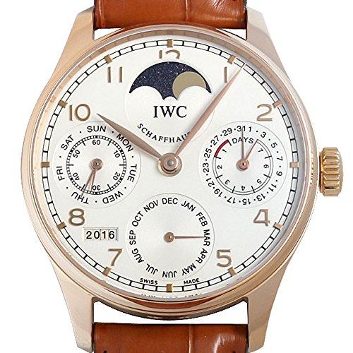 IWC ポルトギーゼ パーペチュアルカレンダー IW50221...