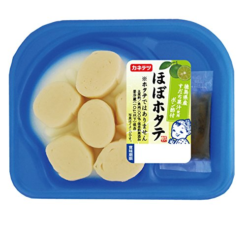 カネテツ ほぼホタテ6個入り×6個  【冷蔵商品】