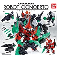 ROBOT・CONCERT ロボット・コンチェルト PART 01 [全5種セット(フルコンプ)]