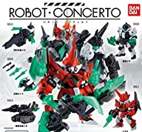 ROBOT CONCERTO -ロボット・コンチェルト- 全5種