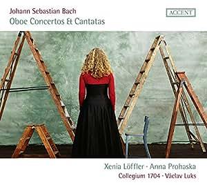 Bach: Oboe Concertos Et Cantatas