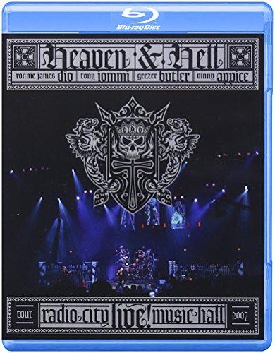Heaven & Hell : Radio City Music Hall Live [Blu-ray] [Import]