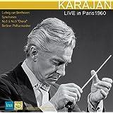 カラヤン・イン・パリ 1960 ~ ベートーヴェン : 交響曲 第8番 & 第9番 「合唱付き」 (LIVE in Paris 1960 ~ Ludwig van Beethoven : Symphonies No.8 & No.9 ''Choral'' / Karajan   Berliner Philharmoniker) [2CD] [輸入盤] [Live Recording] [Limited Edition] [日本語帯・解説付]