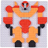 NextX ブロック モザイクパズル 新型積み木 図形把握能力を育てる 3歳以上の子ども向け