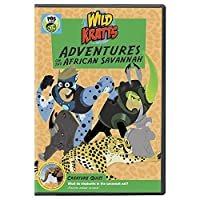 Wild Kratts: Adventures On The African Savannah [DVD]