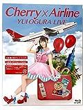 【外付け特典あり】 小倉 唯 LIVE「Cherry×Airline」(Blu-ray)( A3タペストリー+缶バッジ+複製サイン&コメント入りブロマイド付)