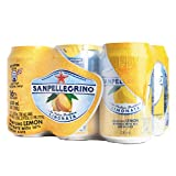 San Pellegrino Limonata Can, 330ml, Pack of 6