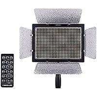 Yongnuo YN600L 600 LEDビデオライト 600球のLEDを搭載 カメラ&ビデオカメラ用 3200k-5500k調節可能 【並行輸入品】