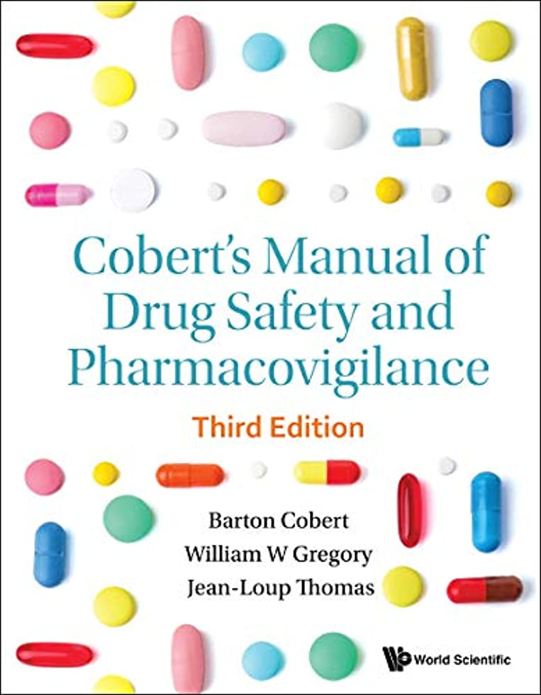 不倫建設露骨なCobert's Manual of Drug Safety and Pharmacovigilance
