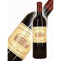 【シャトー・マルゴーのセカンドワイン】  パヴィヨン・ルージュ・デュ・シャトーマルゴー [2011] 【750ml】  Pavillon Rouge Du Chateau Margaux
