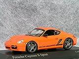 1/43 ポルシェ 〓 ケイマン ( 987 ) S Sport / オレンジ 〓 Porsche