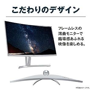 Acer モニター ディスプレイ ED273Awidpx (27インチ/VA/非光沢/フルHD/DVI-D (HDCP対応)/HDMI v2.0 (HDCP対応)/DisplayPort v1.2a)