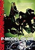 P-MODEL OR DIE 音楽産業廃棄物DVD