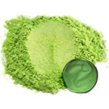 "Eye Candy Mica Powder Pigment""Green Tea"" (50g) Multipurpose DIY Arts and Crafts Additive 