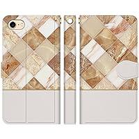 iPhone8 iPhone7 手帳型 ケース カバー 大理石 アーガイル ピンク 大理石柄 マーブル模様 マーブルストーン 大理石模様 グラデーション パステルカラー きれい