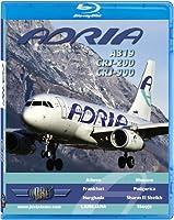 Adria Airways A319, CRJ-200 & CRJ-900 [Blu-ray]
