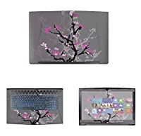 Decalrus - Protective Decal Skin skins Sticker for MSI WT72 (17.3 Screen) case cover wrap MSwt72-174