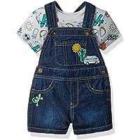 90287da3c60a The Children s Place Baby-Boys Shortalls Shorts Sets