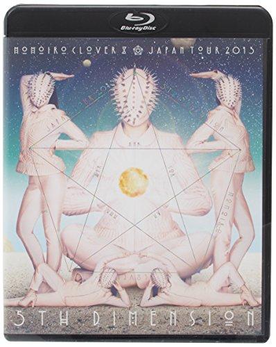 JAPAN TOUR 2013 「5TH DIMENSION」 LIVE Blu-rayの詳細を見る