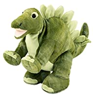 Cuddle Barn Stegosaurs Roar and More Plush Dinosaur [並行輸入品]