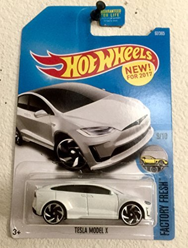 Hot Wheels 2017 Factory Fresh Tesla Mo...
