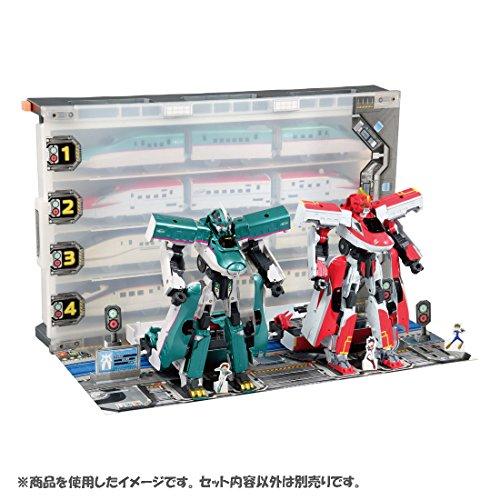 新幹線変形ロボ シンカリオン シンカリオンを格納! ビッグ基地ボックス